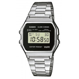 Casio Collection A158WEA-1EF Unisex horloge