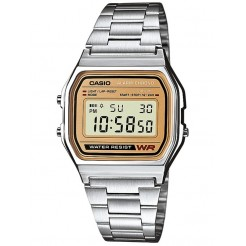 Casio Collection A158WEA-9EF Unisex Horloge