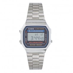 Casio Collection A168WA-1YES Unisex Horloge