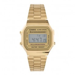 Casio Collection A168WG-9EF Unisex Horloge