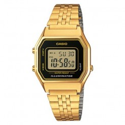 Casio Collection LA680WEGA-1ER Unisex Horloge