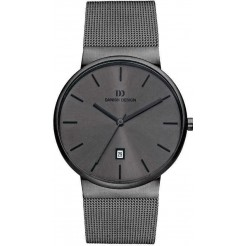 Danish Design Steel IQ64Q971 Herenhorloge