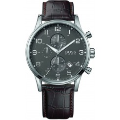 Hugo Boss Black Aeroliner HB1512570 Herenhorloge
