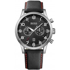 Hugo Boss Black Aeroliner HB1512919 Herenhorloge