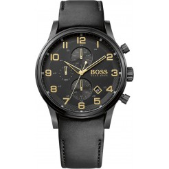 Hugo Boss Black Aeroliner HB1513274 Herenhorloge