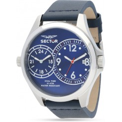 Sector No Limits 180 Herenhorloge Blauw