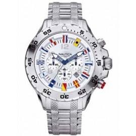 Nautica Watch Chrono Flag A29513G